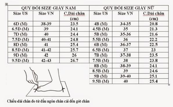 Cách đo chiều dài của bàn chân trước khi chọn mua giày bảo hộ lao động giá rẻ ở tphcm