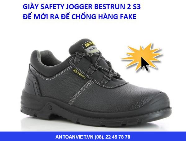 Giày bảo hộ lao động jogger bestrun 2  giá rẻ nhất TP.HCM