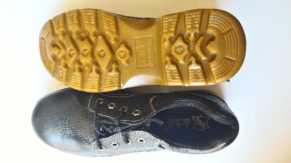 giày bảo hộ lao động ABC xịn kép